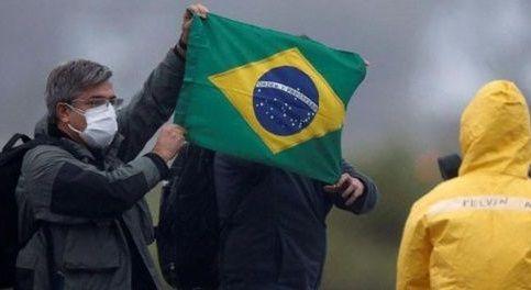 Brasil el más afectado por el coronavirus. 432 fallecidos hasta ahora.