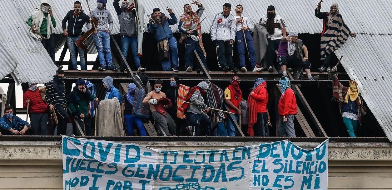 Polémica en Argentina en medio de la pandemia. Liberaron a presos de las cárceles.