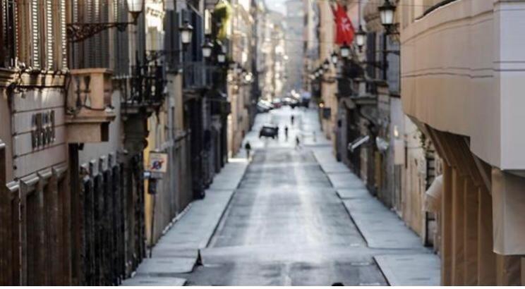 La cuarentena no es obligatoria en Noruega, pero la gente la cumple, dice la paraguaya Angélica Medina.