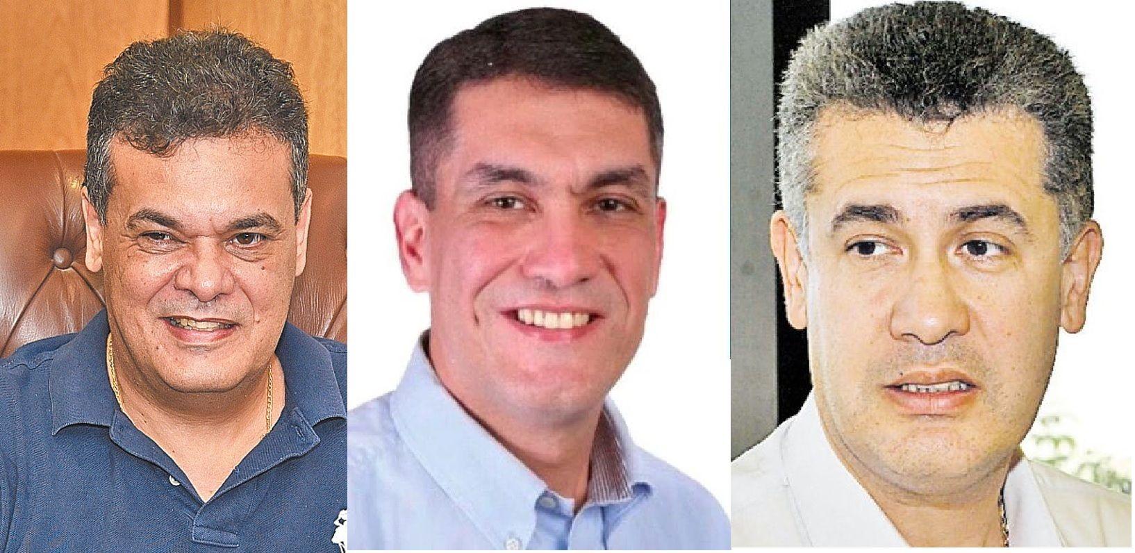 El clan Acevedo: Robert, Ronald y José Carlos tienen antecedentes de prepotencia en el Amambay.