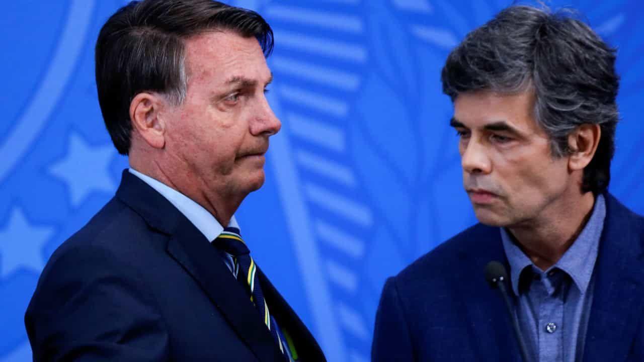 Bolsonaro pierde a Teich y aumenta la desventaja en la batalla contra el coronavirus.