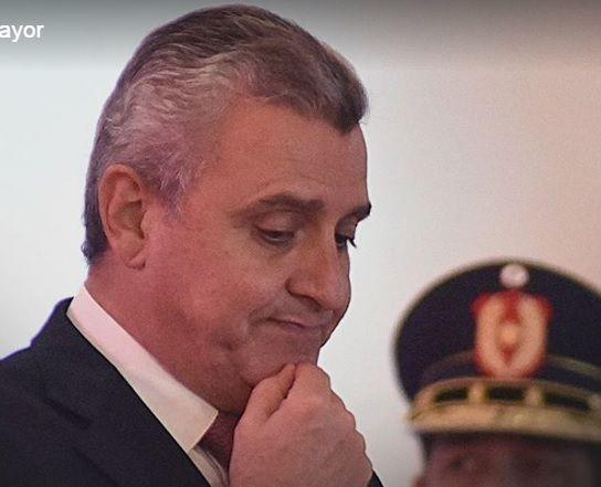 Villamayor pide disculpas, Acevedo lo defiende y Mario Abdo agradece a Acevedo (Foto: Facebook)