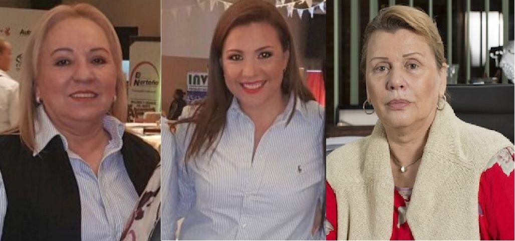 La amistad entre Annie Gibbons y Fabiola Bareiro con Maris Llorens terminó en tribunales.