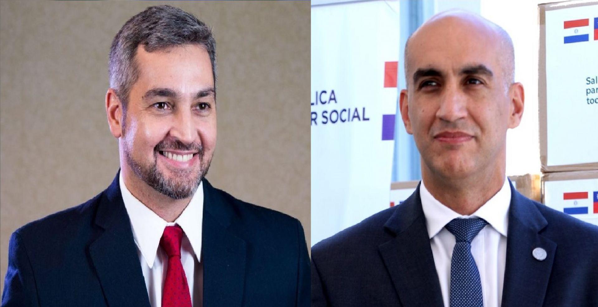 Marito y Mazzoleni. El diario Folha de Sao Paulo resalta las medidas oportunas de las autoridades paraguayas.