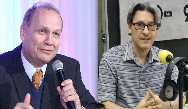 De amigos a verdugos. Ferreiro y Soares se llamaron a silencio después de sus respectivas caídas políticas.