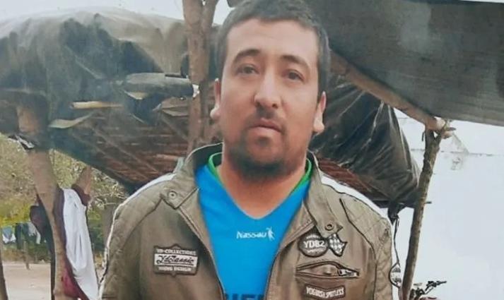 Luis Espinoza, el peón de campo asesinado por efectivos policiales en Tucumán, Argentina.