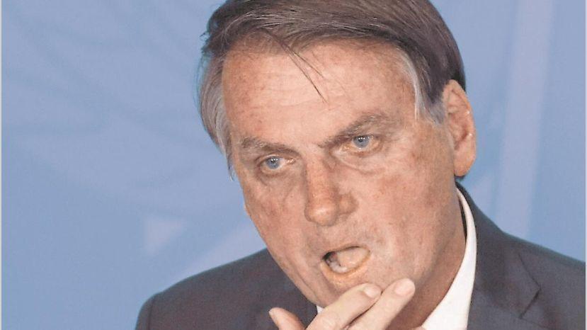 Bolsonaro está perdiendo la guerra contra la pandemia.