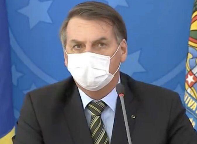 Bolsonaro es burla mundial por tomar a broma el coronavirus (Foto: Twitter)