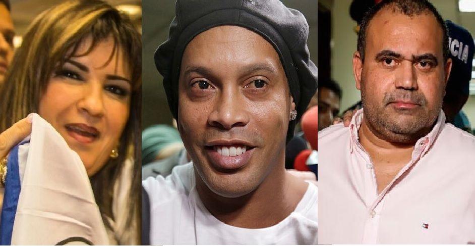 Dalia sigue desaparecida. Ronaldinho en un hotel y Sousa Lira a punto de tener prisión domiciliaria.