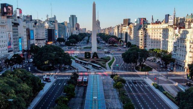 Solo Argentina está, incluso teniendo más muertos que Paraguay y Uruguay.