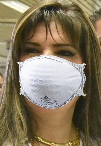 Dalia López no se presentó al Juzgado, solo apareció su abogado con certificado médico.