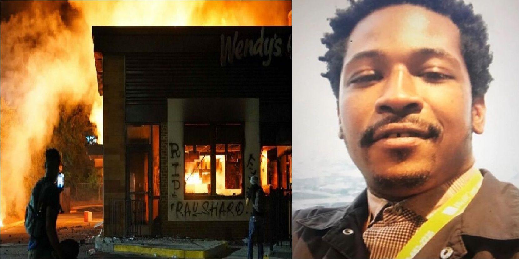En USA los manifestantes no dan descanso tras una nueva muerte, el afroamericano Rayshard Brooks.