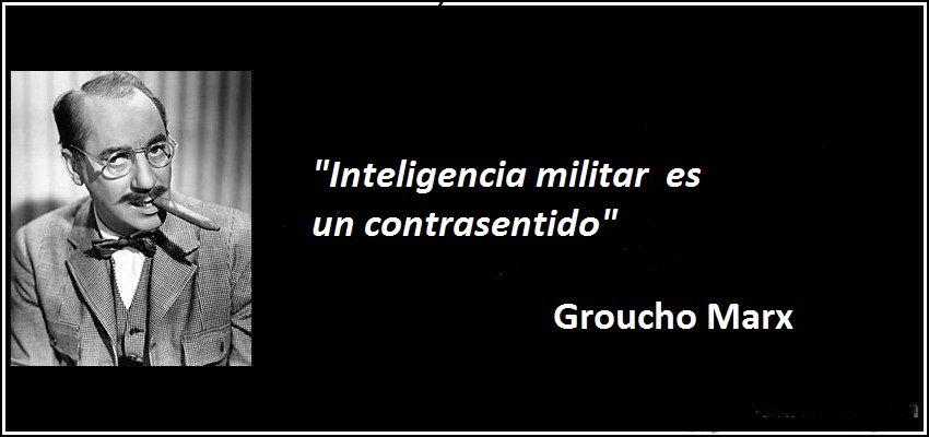 Bolsonaro hizo honor a Groucho Marx