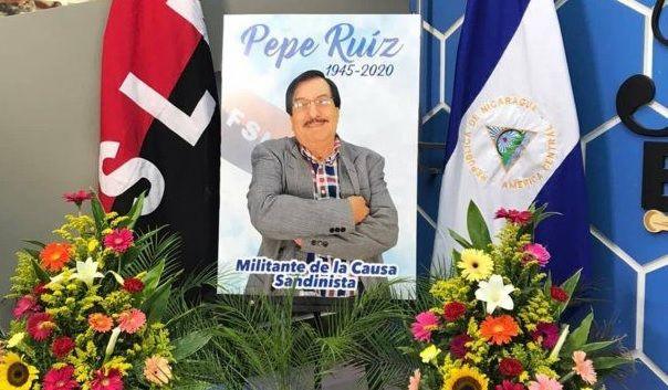 """José """"Pepe"""" Ruiz se burló del coronavirus y murió días después de contagiarse."""