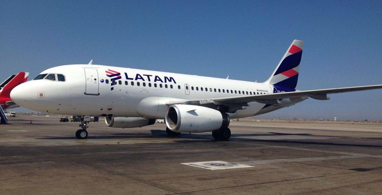La crisis le tocó a Latam Brasil en Estados Unidos.