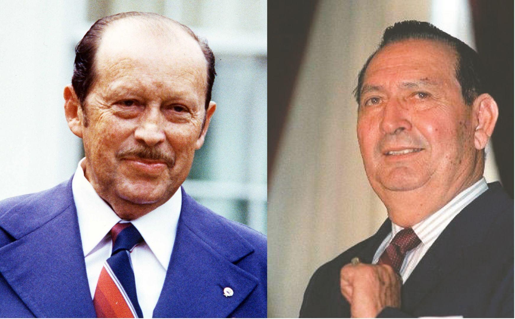 Stroessner y Rodriguez, los generales que abrieron las puertas de los grandes negocios a los amigos.