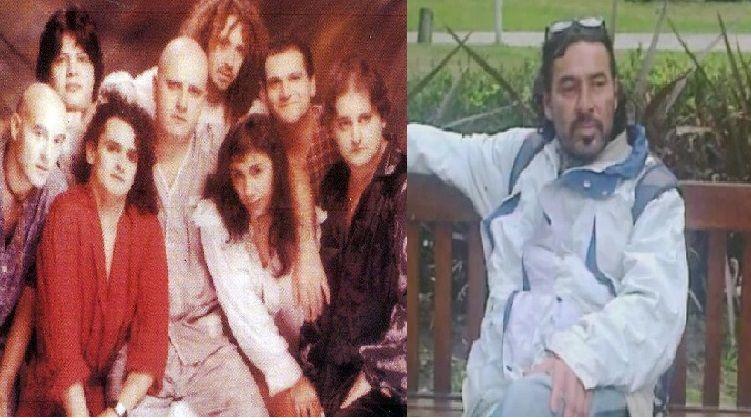 Raúl Pagano supo destacarse como músico. Murió en soledad de frío en la calle.