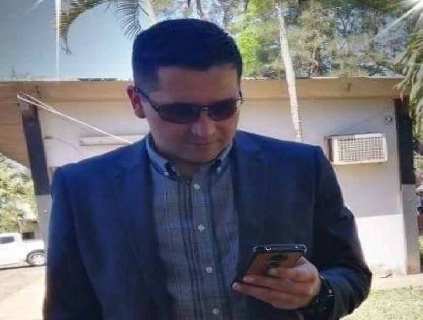 Ricardo Raviolo Ortiz pasó de oficial de justicia a preso por estafa. Hoy continúa su juicio.