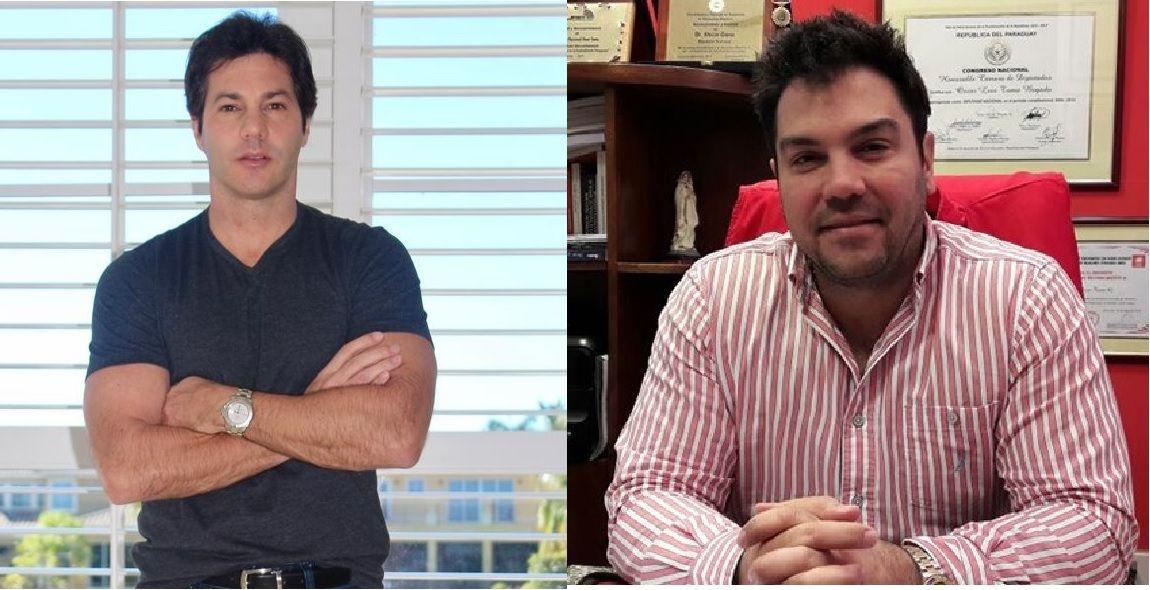 El productor Nicolás Repetto hizo una dictatorial petición a Óscar Tuma. Ambos dicen que fue editado y que defendieron la industria musical.