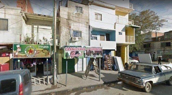 La carnicería donde un paraguayo y otras 6 personas más quisieron asaltar.