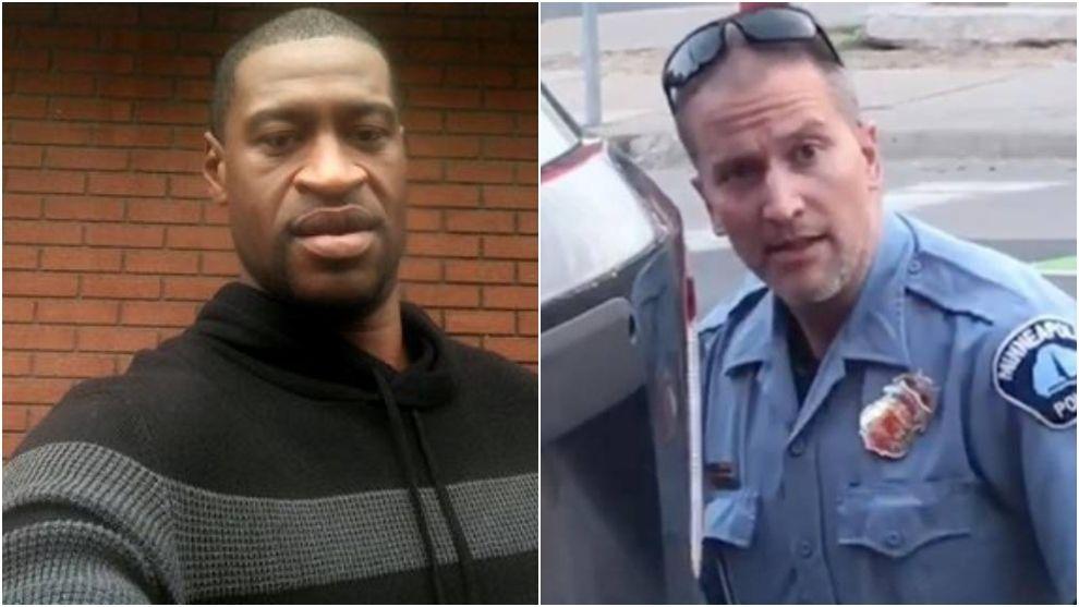 Floyd murió en manos de Chauvin quién pagó para salir de la cárcel.