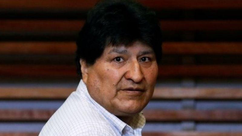 Evo Morales volverá el 11 de noviembre a Bolivia. Dijo que volverá al monte.
