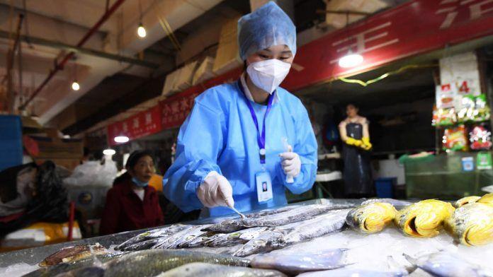 China suspenderá importaciones que provengan de Ecuador y Brasil.