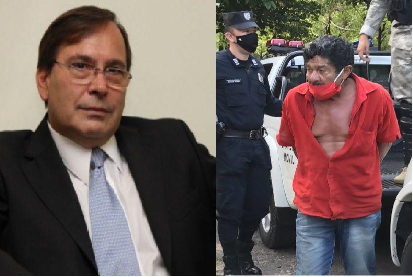 Ruiz Díaz Labrano reclama las tierras que Guillermo Páez (ahora preso) dice que heredó de su padre y vivió ahí 68 años.