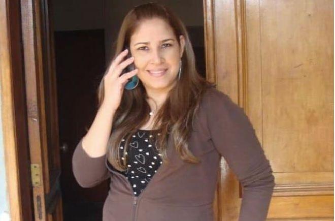 Ali Alonzo es la mujer que quedó sin piernas tras una cirugía renal en IPS