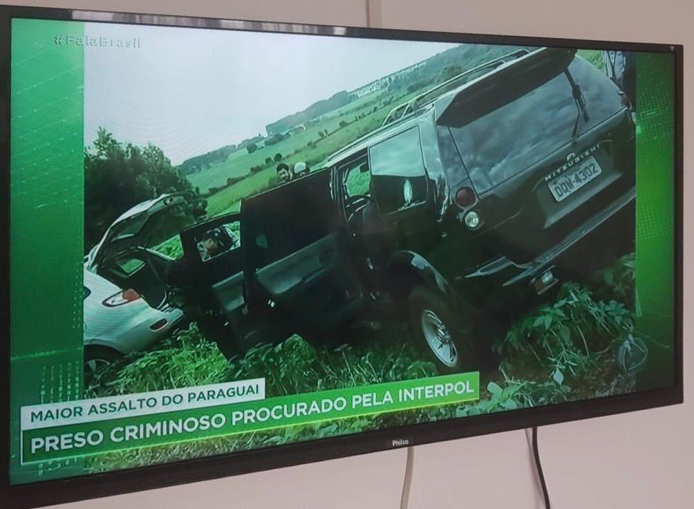 Los canales brasileños ya divulgaron la información cuando la policía aun no publicó la identidad del detenido.