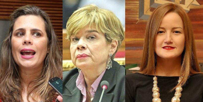 Los seguidores en Twitter pueden ser respaldo -o no- de las mujeres involucradas con la política.
