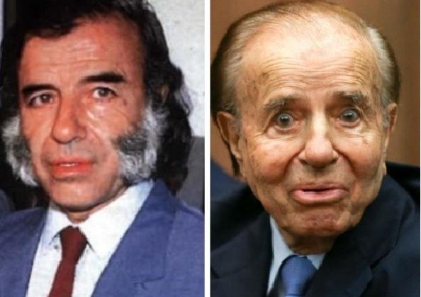 En distintas épocas Carlos Menem supo estar en el tapete en Argentina. El expresidente falleció ayer en una clínica de Buenos Aires a los 90 años.