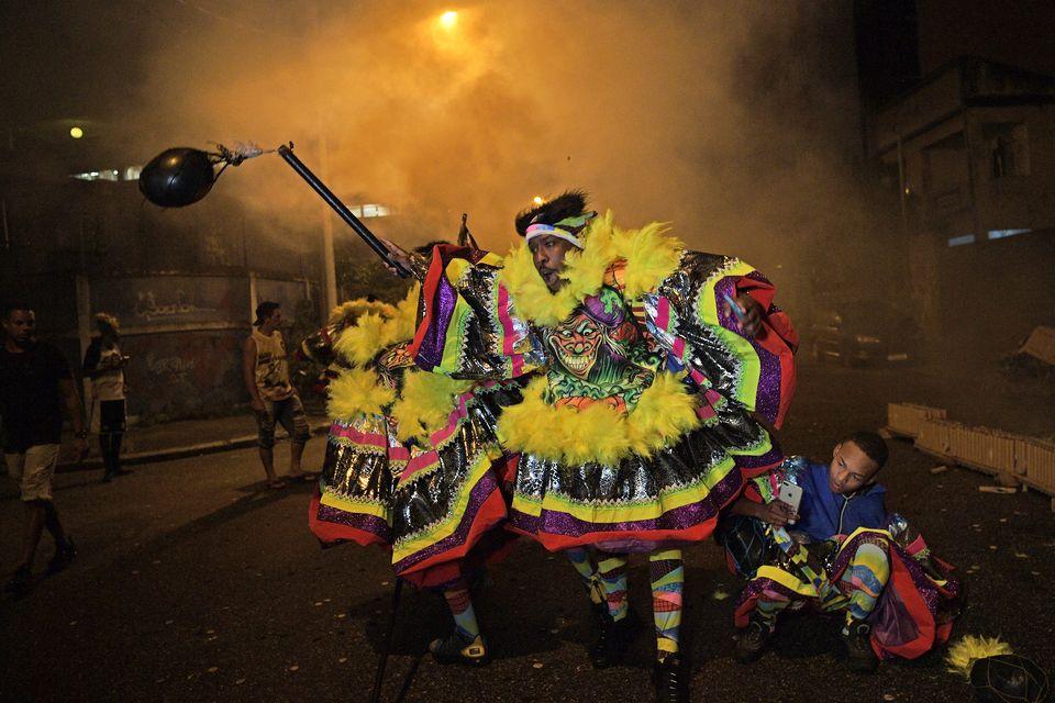 La icónica fiesta brasileña fue cancelada para evitar una mayor propagación del coronavirus.