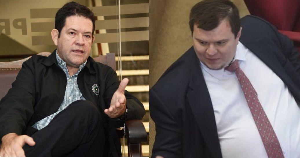 Armando Rodríguez tuvo un escándalo en licitación siendo presidente de IPS. Dionisio Amarilla estuvo involucrado y perdió su investidura como senador.