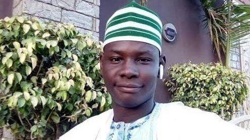 Yahaya Sharif-Aminu, el joven músico de 22 años, fue sentenciado a la horca.