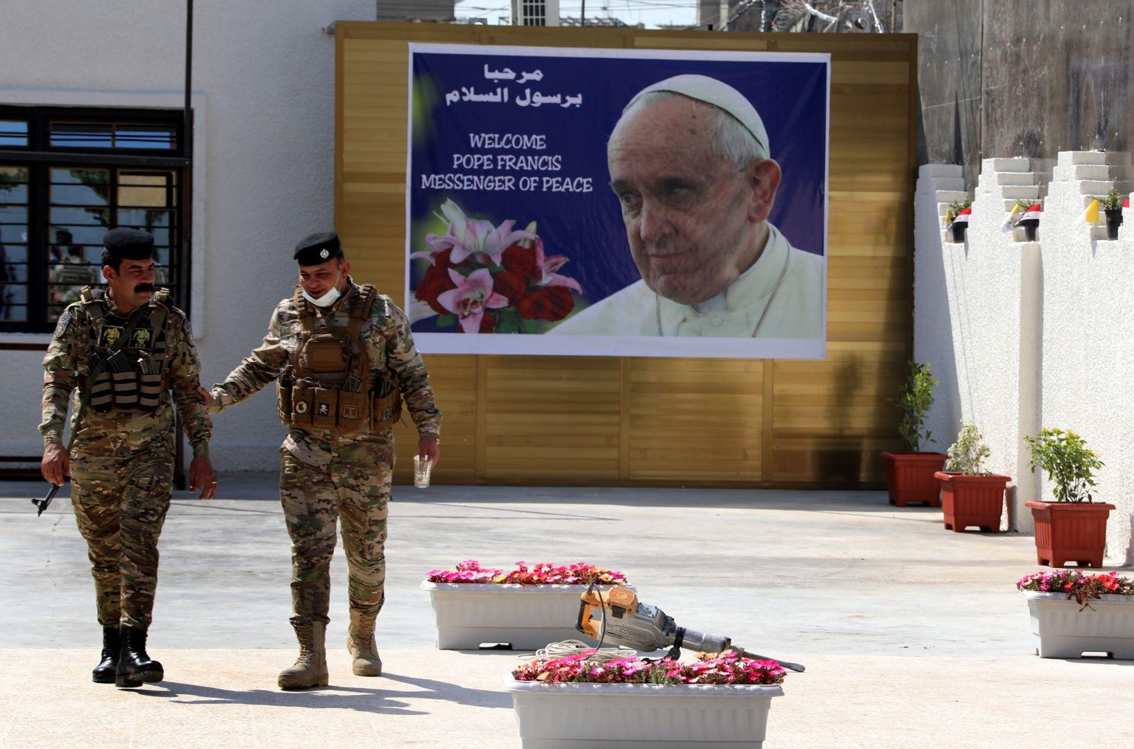 Será el primer máximo representante de los católicos en pisar ese país.
