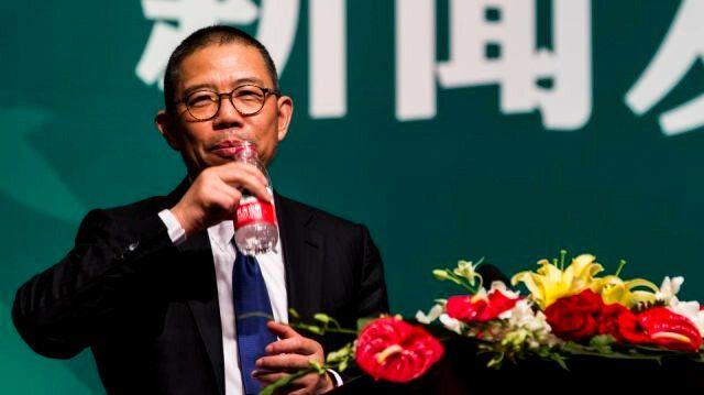 El chino Zhong Shanshan es el más rico de Asia y el séptimo hombre más rico del planeta.