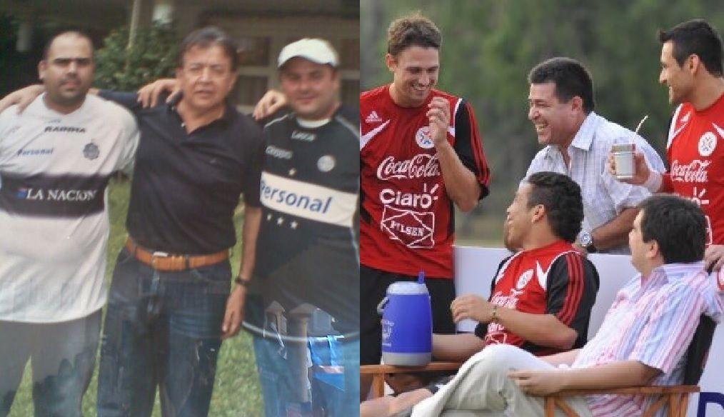 """El vínculo entre el fútbol y la política se volvió un """"golazo"""" para los políticos."""