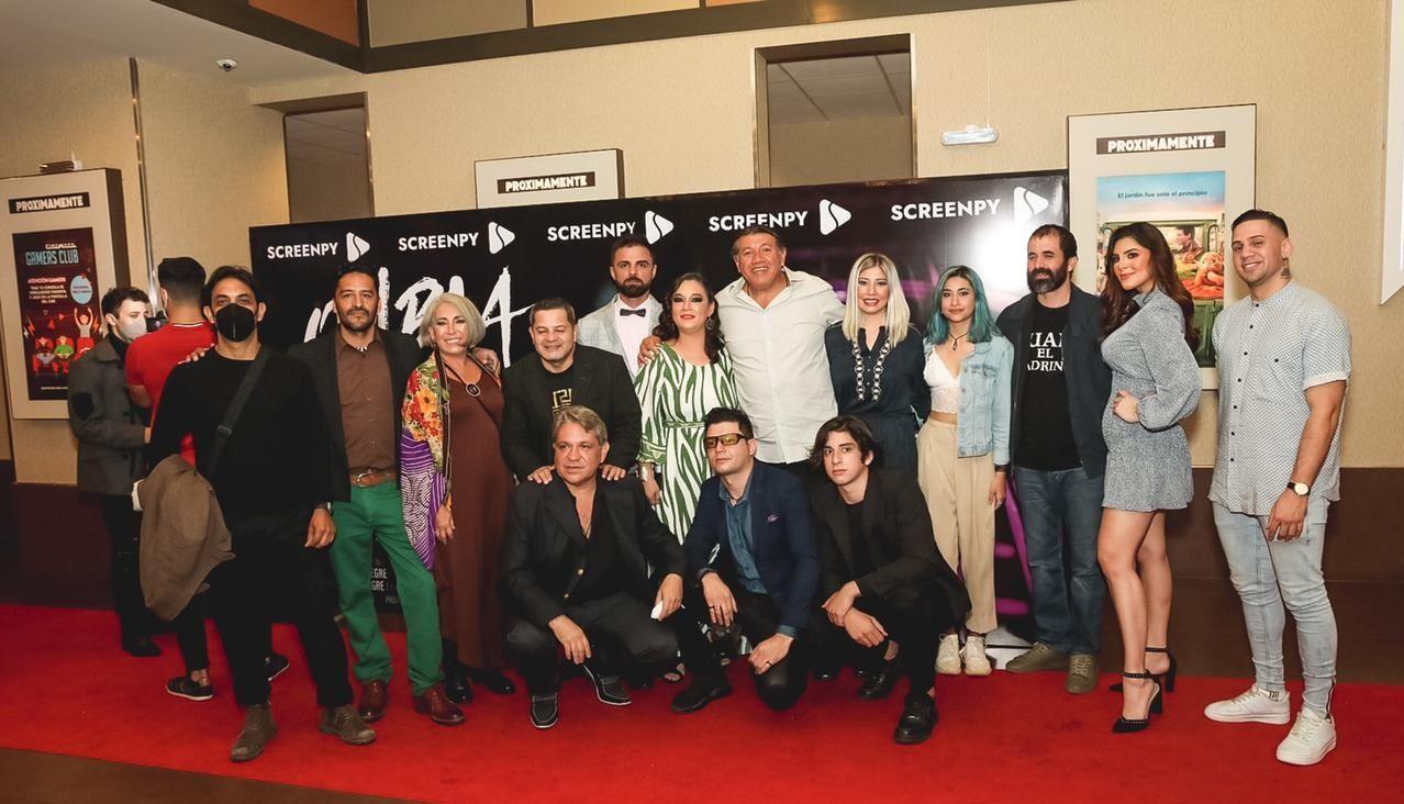 La producción y el elenco de actores de la serie.