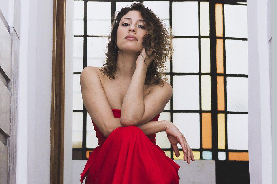 Además de cantante, Mariana Mazú es psicóloga y ejerció en el Hospital Borda de Buenos Aires.