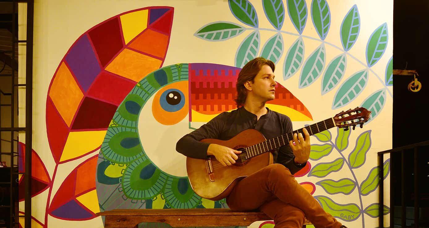 """El artista David Portillo lanzará un nuevo disco titulado """"Cercano""""."""